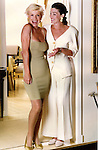 Proprietor of Georgio of Beverly Hills and her daughter who wear one another's outfits occasionally.