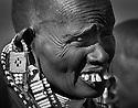 Masai women in Ngorongoro