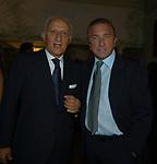 PIERO GNUDI CON FRANCESCO CALTAGIRONE BELLAVISTA