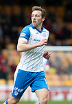 Motherwell v St Johnstone…05.05.18…  Fir Park    SPFL<br />David McMillan<br />Picture by Graeme Hart. <br />Copyright Perthshire Picture Agency<br />Tel: 01738 623350  Mobile: 07990 594431