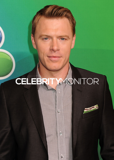 NEW YORK CITY, NY, USA - MAY 12: Diego Klattenhoff at the 2014 NBC Upfront Presentation held at the Jacob K. Javits Convention Center on May 12, 2014 in New York City, New York, United States. (Photo by Celebrity Monitor)