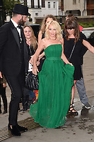 Kylie Minogue and fiancee, Joshua Sasse<br /> arrives for the One for the Boys charity fashion event at the V&A Museum, London.<br /> <br /> <br /> ©Ash Knotek  D3133  12/06/2016