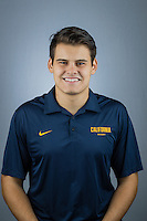Cal Rugby Portraits, September 12, 2016