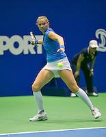 19-12-13,Netherlands, Rotterdam,  Topsportcentrum, Tennis Masters, Michaella Krajicek (NED)    <br /> Photo: Henk Koster