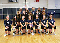 Volleyball team and individuals 2/27/2021