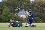 NELSON, NEW ZEALAND - JANUARY 11: Premiership Cricket - WTTU v Nelson College, Jubilee Park, Richmond, Nelson, New Zealand. Saturday 11th January 2020. (Photos by Barry Whitnall/Shuttersport Limited)