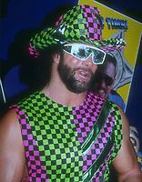 Randy Savage, 1991 Photo By John Barrett/PHOTOlink