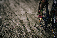 muddy course<br /> <br /> GP Sven Nys (BEL) 2019<br /> Women's Race<br /> DVV Trofee<br /> ©kramon