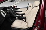 Front seat view of a 2018 Honda Clarity Plug-In Hybrid 4 Door Sedan front seat car photos