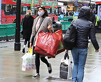 DEC 19 Christmas Shopping in London