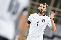Bryan Cristante of Italia during the friendly football match between Italy and Moldova at Artemio Franchi Stadium in Firenze (Italy), October, 7th 2020. Photo Andrea Staccioli/ Insidefoto