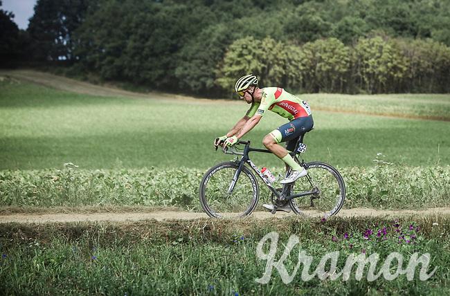 Ludovic Robeet (BEL/Bingoal WB)<br /> <br /> Dwars Door Het Hageland 2020<br /> One Day Race: Aarschot – Diest 180km (UCI 1.1)<br /> Bingoal Cycling Cup 2020