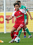 17.10.2020, Schwarzwald Stadion, Freiburg, GER, 1.FBL, SC Freiburg vs SV Werder Bremen<br /><br />im Bild / picture shows<br />Woo-yeong Jeong (Freiburg)<br /><br />Foto © nordphoto / Bratic<br /><br />DFL REGULATIONS PROHIBIT ANY USE OF PHOTOGRAPHS AS IMAGE SEQUENCES AND/OR QUASI-VIDEO.