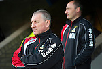 St Johnstone v Inverness Caledonian Thistle.....25.04.11.Terry Butcher.Picture by Graeme Hart..Copyright Perthshire Picture Agency.Tel: 01738 623350  Mobile: 07990 594431