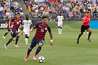 East Hartford, CT - Saturday July 01, 2017: Dom Dwyer during an international friendly match between the men's national teams of the United States (USA) and Ghana (GHA) at Pratt & Whitney Stadium at Rentschler Field.