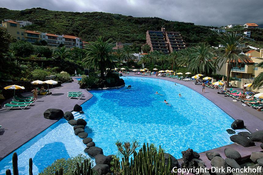 Spanien, Kanarische Inseln, La Palma, Hotel Hacienda San Jorge in Los Cancajos