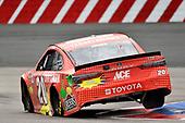 #20: Erik Jones, Joe Gibbs Racing, Toyota Camry Craftsman ACE/CMN