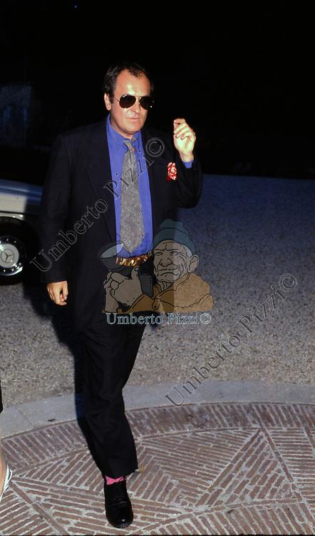 BERNARDO BERTOLUCCI<br /> PREMIO DAVID DI DONATELLO A CINECITTA' ROMA 1988