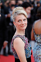 """CANNES, FRANCE - JULY 17: Melanie Laurent at the final screening of """"OSS 117: From Africa With Love"""" and closing ceremony during the 74th annual Cannes Film Festival on July 17, 2021 in Cannes, France. <br /> CAP/GOL<br /> ©GOL/Capital Pictures"""