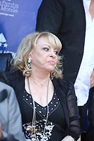 MICHELE MERCIER - GARDEN PARTY AU CHATEAU DE LA BUZINE A MARSEILLE - FRANCE , LE 30/06/2017