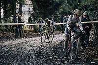 Nikki Brammeier (GBR/Doels-Bolmans)<br /> <br /> Women's race<br /> Superprestige Gavere / Belgium 2017