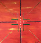 Paintings Acrylic on Canvas