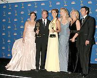 Mary Lynn Rajskub, Kiefer Sutherland, Kim Raver, Jean Smart, Jayne Atkinson and Carlos Bernard.58th Primetime Emmy Awards.Shrine Auditorium.Los Angeles, CA.August 27, 2006.©2006 Kathy Hutchins / Hutchins Photo....