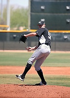Spencer Moran - Chicago White Sox 2018 extended spring training (Bill Mitchell)