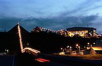 Cia. Vale do Rio Doce,  Serra do Sossego<br />Canãa dos Carajás-Pará-Brasil<br />©Foto: Paulo Santos/ Interfoto<br />Negativo 135<br />03/2004