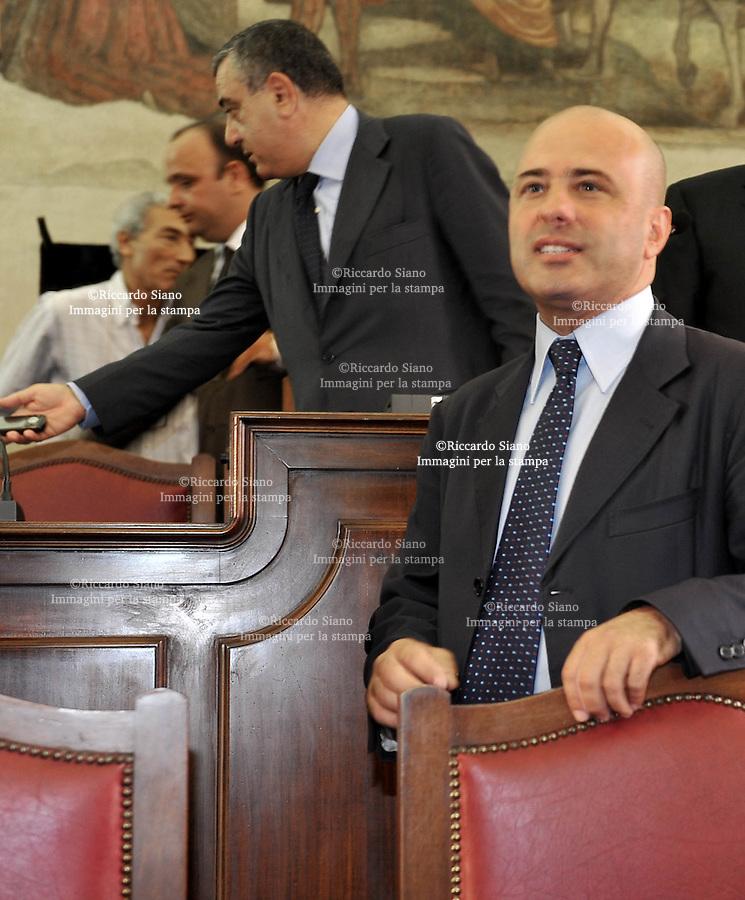 - NAPOLI  1 FEB   2014 -   Luigi Cesaro e Antonio Pentangelo