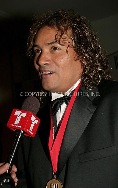 WWW.ACEPIXS.COM . . . . .  ....NEW YORK, APRIL 7, 2006....Oskar Lobbo of Climax at the BMI 13th Annual Latin Music Awards held at the Metropolitan Pavillion.....Please byline: NANCY RIVERA- ACEPIXS.COM.... *** ***..Ace Pictures, Inc:  ..Craig Ashby (212) 243-8787..e-mail: picturedesk@acepixs.com..web: http://www.acepixs.com
