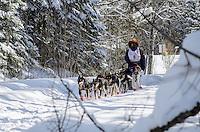 UP200 Dog Sled Race