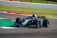 18th July 2021; Silverstone Circuit, Silverstone, Northamptonshire, England; F2 British Grand Prix, Race Day;  04 Drugovich Felipe (bra), UNI-Virtuosi Racing, Dallara F2