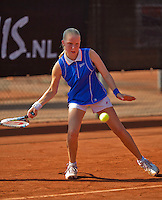 Netherlands, Rotterdam August 07, 2015, Tennis,  National Junior Championships, NJK, TV Victoria, Melissa Boyden<br /> Photo: Tennisimages/Henk Koster
