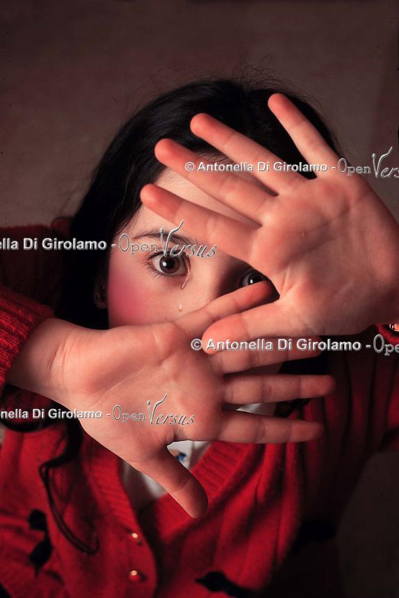Disagio sociale.Social disease.Abusi sui minori. Child abuse.......