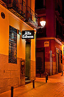 Alta Taberna, Madrid, Spain
