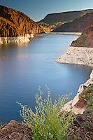 Lake Mead, Lake Mead Recreation Area, from Arizona looking towards Nevada