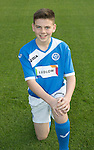St Johnstone Academy Under 15's…2016-17<br />James O'Connor<br />Picture by Graeme Hart.<br />Copyright Perthshire Picture Agency<br />Tel: 01738 623350  Mobile: 07990 594431