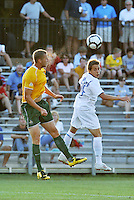 John Lesko (yellow) AC St Louis, Alex Semenets...AC St Louis and Vancouver Whitecaps played to a 0-0 tie at Anheuser-Busch Soccer Park, Fenton, Missouri.