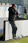 14.11.2020, Brita-Arena, Wiesbaden, GER, 3.Liga, Wehen-Wiesbaden vs FSV Zwickau , <br />DFL  regulations prohibit any use of photographs as image sequences and/or quasi-video.<br />im Bild<br />Trainer Rüdiger Rehm (Wehen Wiesbaden)<br /> Foto © nordphoto /  Bratic