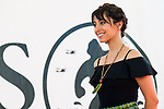 "Spanish actress Oona Chaplin attends to a photocall during the presentation of the film ""Proyecto Lazaro"" at the Festival de Cine Fantastico de Sitges in Barcelona. October 07, Spain. 2016. (ALTERPHOTOS/BorjaB.Hojas)"