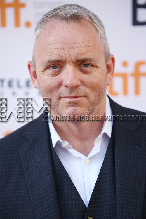 Dennis Lehane attends the 'The Drop' premiere during the 2014 Toronto International Film Festival at Princess of Wales Theatre on September 5, 2014 in Toronto, Canada.