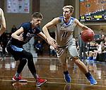 St. Francis vs Keiser 2018 NAIA Men's Basketball Championship