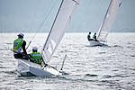 Bow n: 5, Skipper: Jorge Zarif, Crew: Bruno Prada, Sail n: BRA 8391
