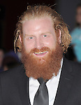 Kristofer Hivju at The Universal Pictures' Premiere of THE THING held at Universal City Walk in Universal City, California on October 10,2011                                                                               © 2011 Hollywood Press Agency
