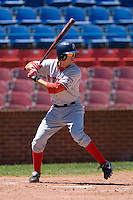 Stephen King #6 of the Potomac Nationals at bat versus the Winston-Salem Dash at Wake Forest Baseball Park May 10, 2009 in Winston-Salem, North Carolina. (Photo by Brian Westerholt / Four Seam Images)