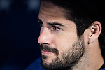 Isco Alarcon of Real Madrid prior to the La Liga match between Deportivo Leganes and Real Madrid at the Estadio Municipal Butarque on 05 April 2017 in Madrid, Spain. Photo by Diego Gonzalez Souto / Power Sport Images