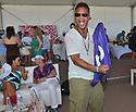 MIAMI BEACH, FL - APRIL 25: Cuba Gooding Jr. attends The World Polo League Beach Polo Miami Beach on April 25, 2021 in Miami Beach, Florida.  ( Photo by Johnny Louis / jlnphotography.com )