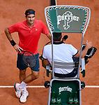 Federer v. Cilic
