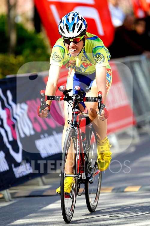 Vuelta madrid 2012 contra reloj categorías inferiores .April 22, 2012. (ALTERPHOTOS/Arnedo-Alconada)20120421